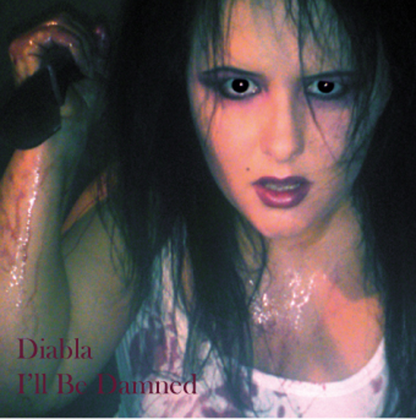 """I'll Be Damned"" album cover"